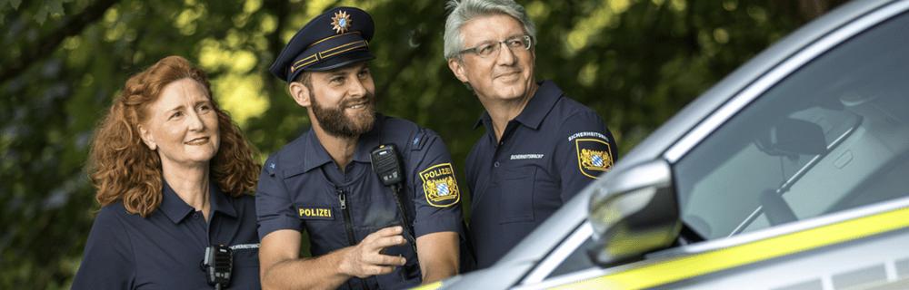 © Bayerische Polizei / Symbolbild