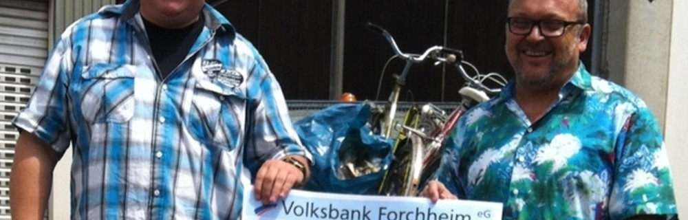 © Volksbank Forchheim