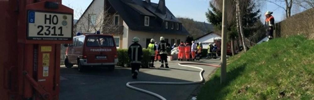 © Feuerwehr Bad Steben