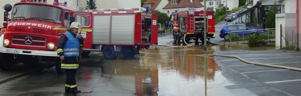 © Feuerwehr Kulmbach