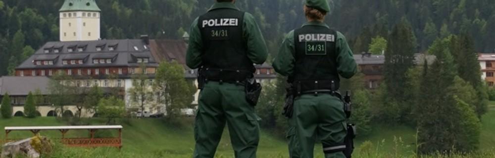 © Herbert Gröschel / Präsidium Bayer. Bereitschaftspolizei
