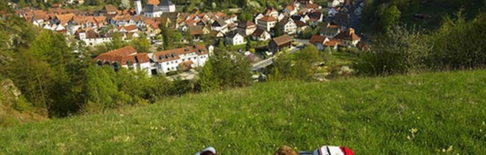 © Tourismuszentrale Fränkische Schweiz / Hub