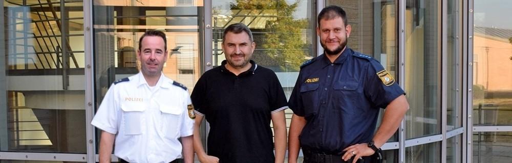© Polizei Hof