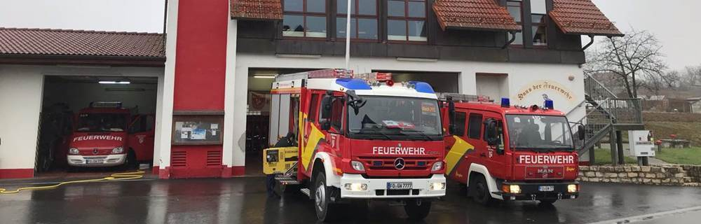 © Feuerwehr Weilersbach