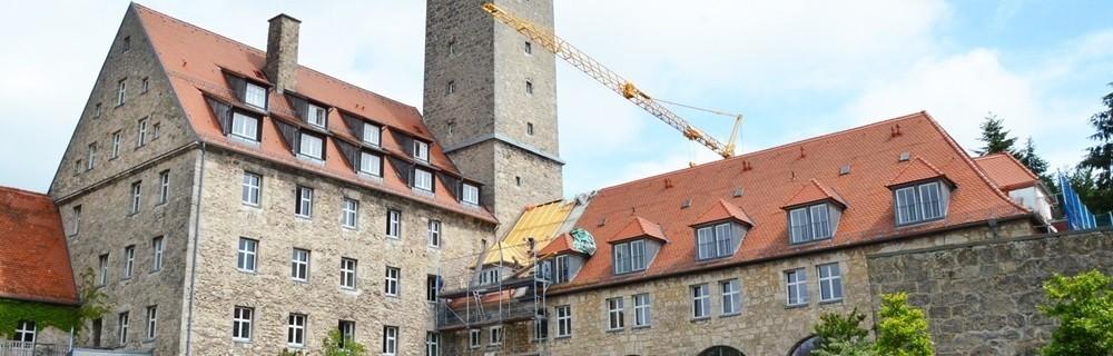 © Erzbistum Bamberg / Burg Feuerstein
