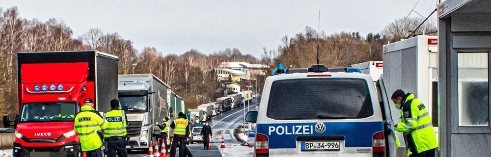 © Bundespolizei Selb