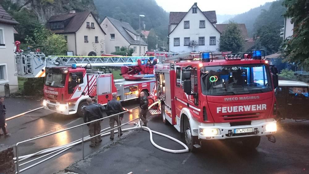 © Feuerwehr Pottenstein