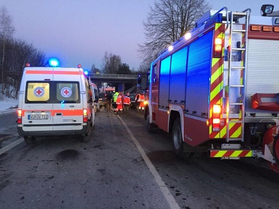 © Freiwillige Feuerwehr Marktredwitz