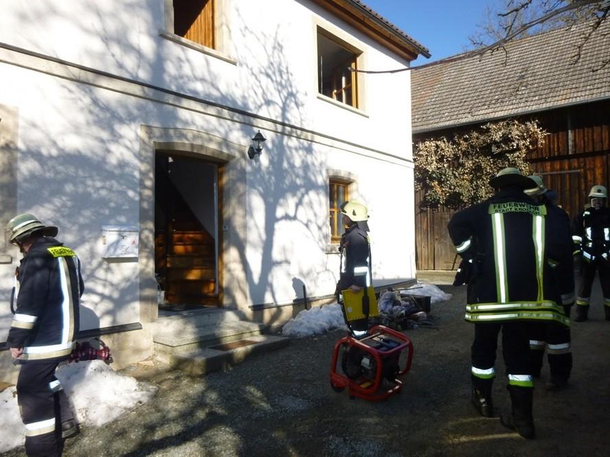 © Stefan Wicklein / Freiwillige Feuerwehr Stadt Kronach