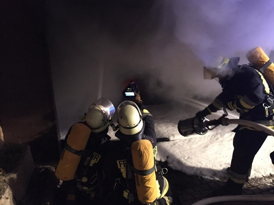 © Freiwillige Feuerwehr Pressig