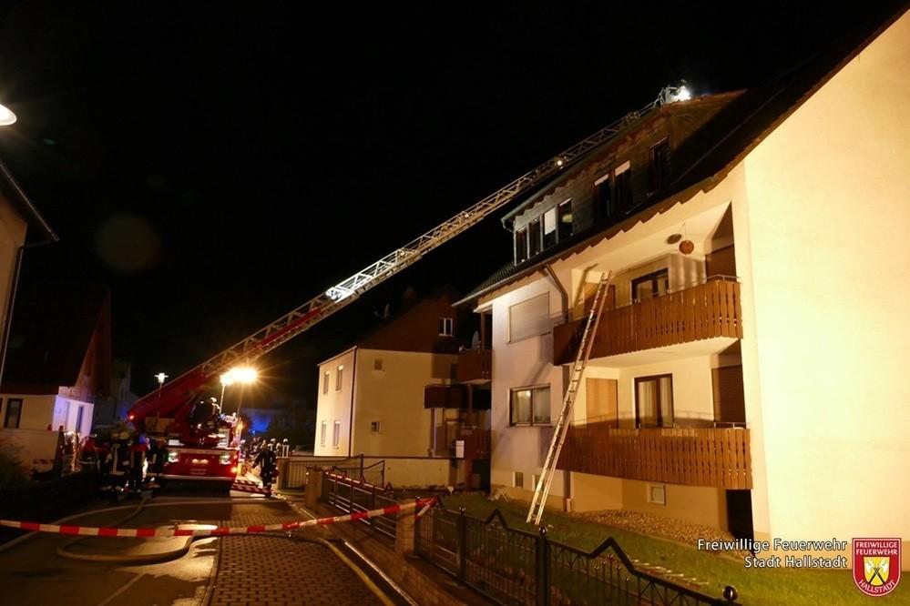 © Freiwillige Feuerwehr Stadt Hallstadt
