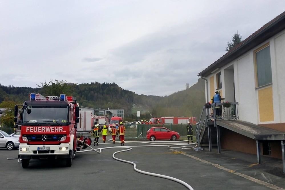 © Freiwillige Feuerwehr Stadtsteinach