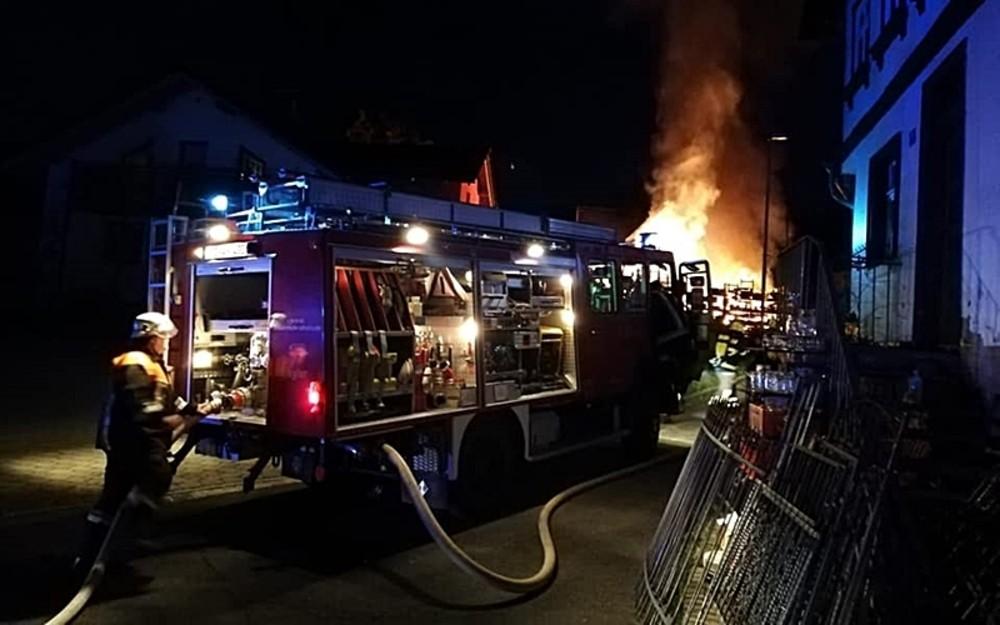 © Freiwillige Feuerwehr Ahorn