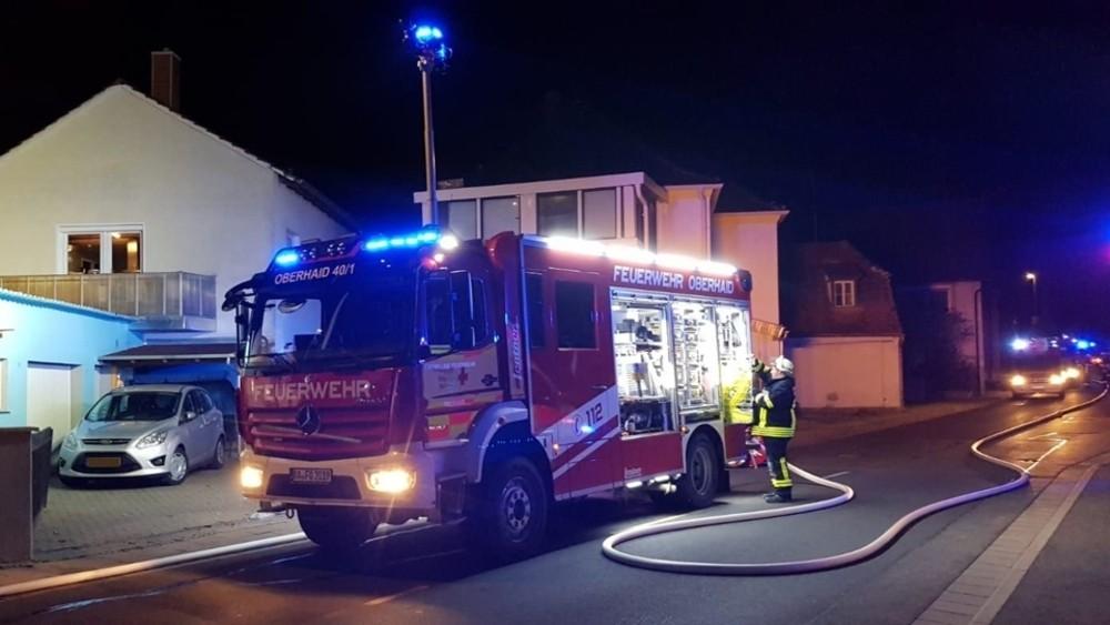 © Feuerwehr Oberhaid