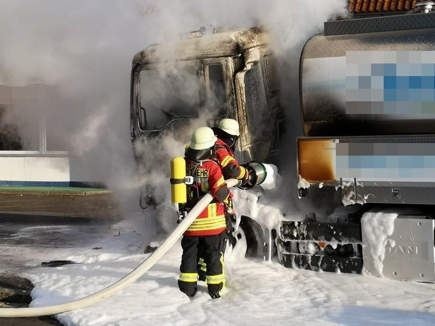 © Feuerwehr Wunsiedel