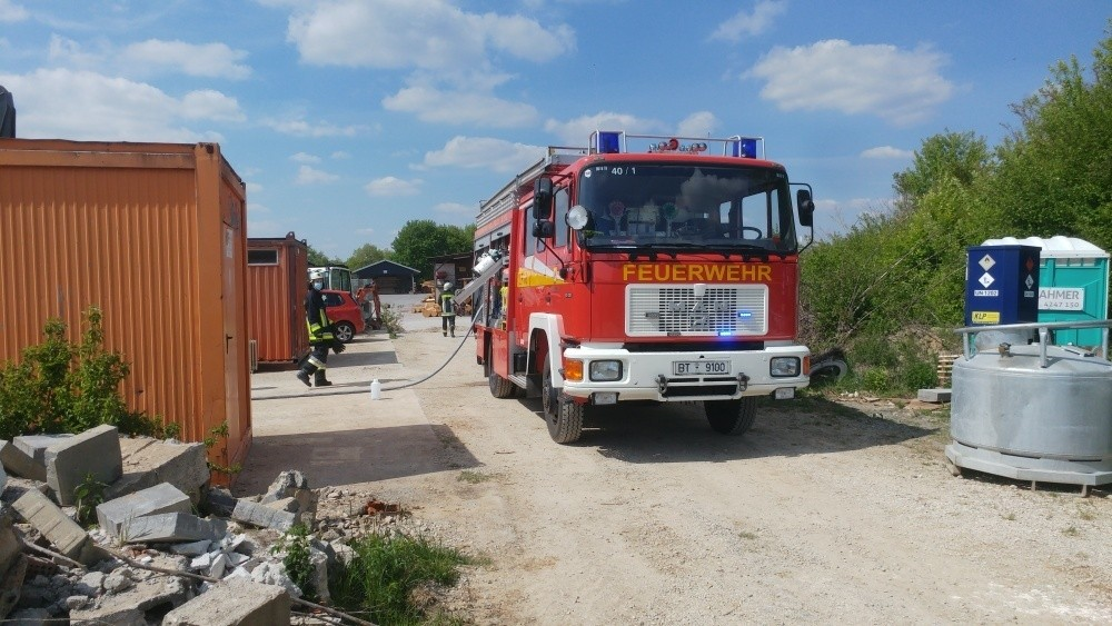 © Feuerwehr Hollfeld
