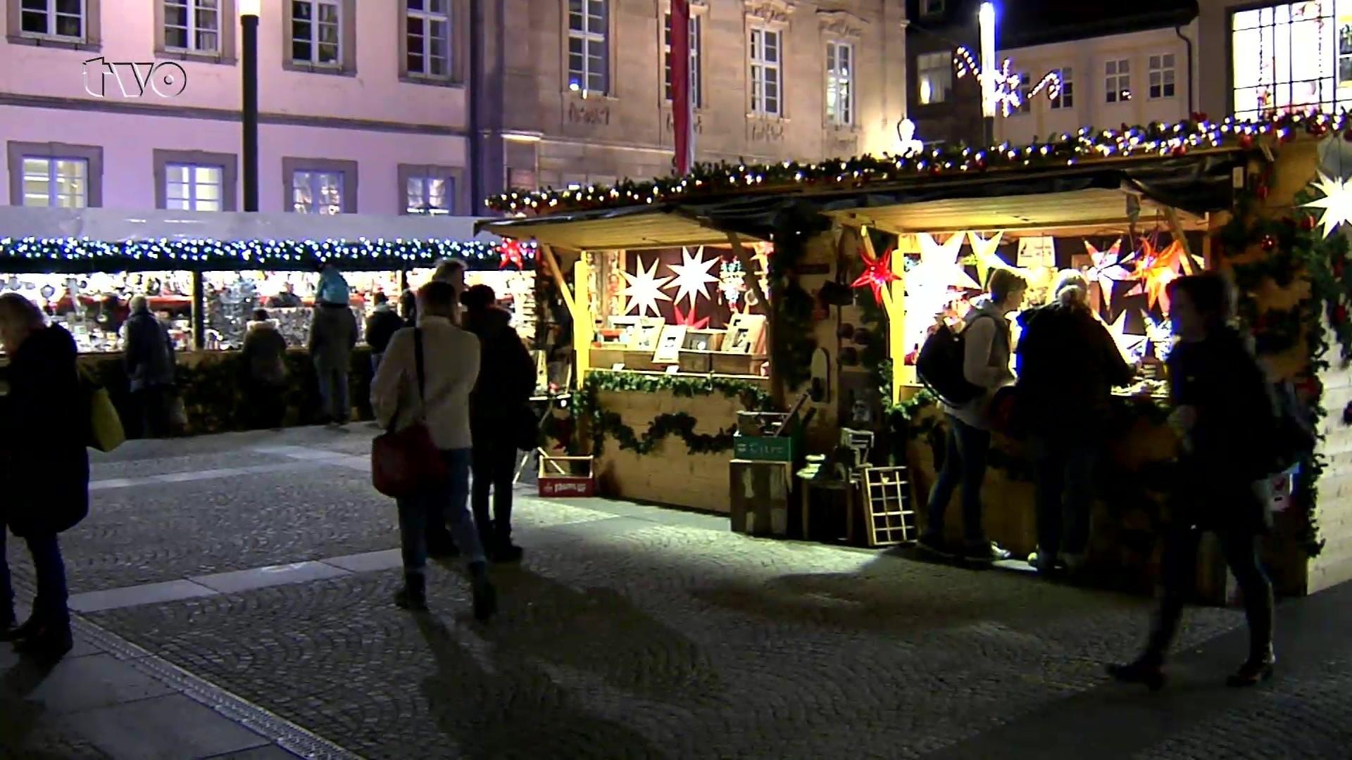 Weihnachtsmarkt Bamberg.Bamberg Weihnachtsmarkt 2017 Eröffnet Tvo De