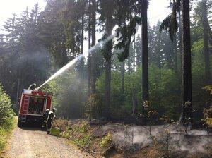© Feuerwehr Hohenberg an der Eger