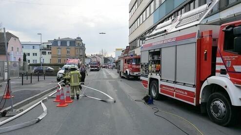 © Feuerwehr Stadt Lichtenfels