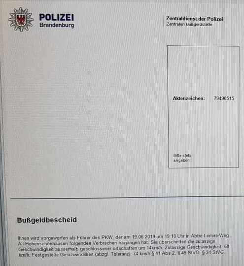 © Polizei Unterfranken