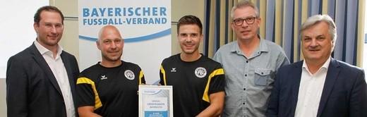 © Foto: Bayerischer Fußball-Verband