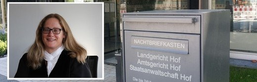 © Oberlandesgericht Bamberg / TVO (Collage)