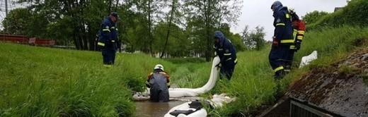 © Freiwillige Feuerwehr Neunkirchen am Brand