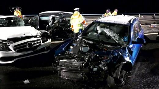 A9 / Trockau: Tragische Szenen bei tödlichem Unfall | tvo.de