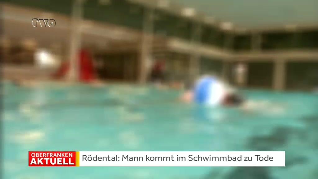 Rödental Lkr Coburg Todesfall Im Schwimmbad Tvode